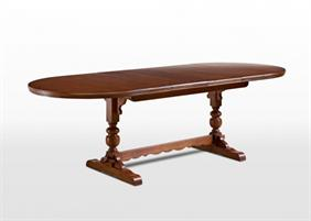 Wood Bros- Lancaster Dining Table