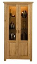 Morris - Eclipse - 2 Door Display Cabinet
