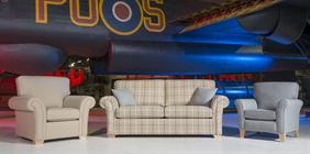Alstons- Lancaster 3 Seater Sofa/Sofabed