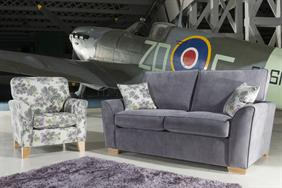 Alstons- Spitfire  2 Seater Sofabed
