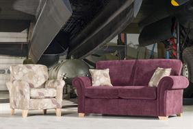 Alstons - Lancaster 2 Seater Sofa/Sofabed