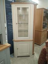 Charltons - Rennes - Corner Display Cabinet