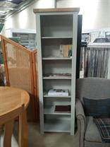 Charltons - Rennes - Tall Narrow Bookcase