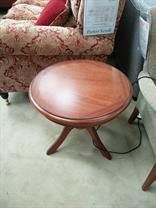 G Plan Cabinets - Matisse - Round Lamp Table