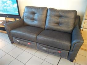G Plan - Hepworth - 2 Seater Power Recliner Sofa