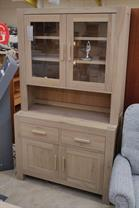 Bentley Designs - Genoa - Glazed Wall Unit