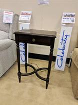 Baker Bedford Oxbow Side Table