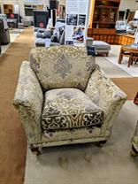 Parker Knoll Harrow Large 2 Seater Sofa, Chair and Bench Stool