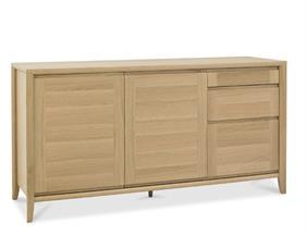 Copenhagen Wide Sideboard in Oak