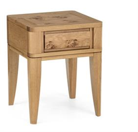 Hyde Park Lamp Table with Drawer