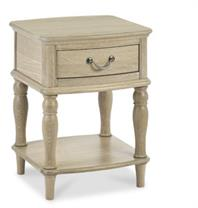 Bergerac Lamp Table with Drawer