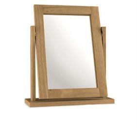 Georgia Vanity Mirror in Oak