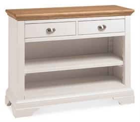 Westminster Console Table in Two Tone