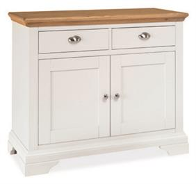Westminster Narrow Sideboard in Two Tone