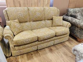Vale Bridgecraft Sofa and Two Chairs