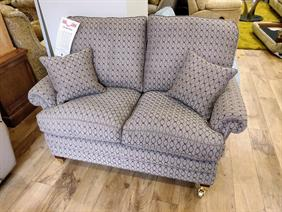 Vale Bridgecraft Lincoln High Arm 2 Seater Sofa