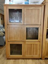 Furnitureworx Oakey Display Cabinet
