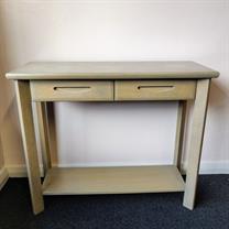 Gola Bergen Grey Console Table