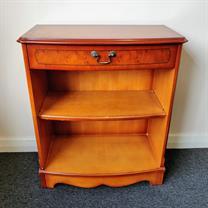 Strongbow Mini Bookcase in Yew