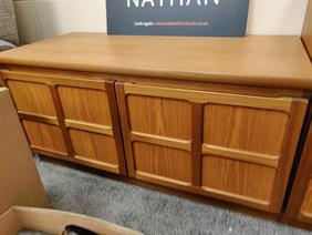 Nathan 5544 Classic Double Low Storage Unit