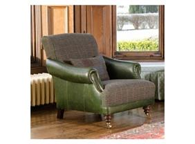 Tetrad - Harris Tweed - Taransay Ladies Chair