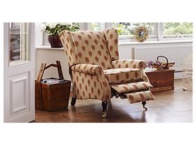 Parker Knoll - York Manual Recliner Chair
