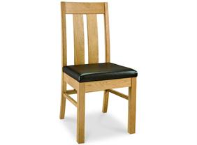 Cannes Collection- Slatted Dining Chair