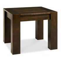 Cannes Collection- Square Lamp Table