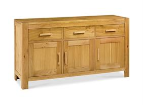 Cannes Collection- Wide Sideboard Unit
