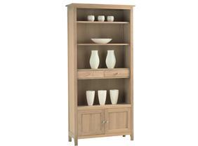 Corndell - Nimbus Range - Large Bookcase