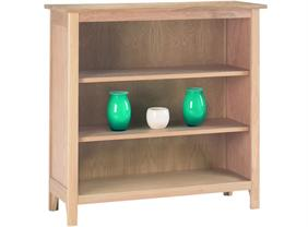 Corndell - Nimbus Range - 2 Shelf Bookcase