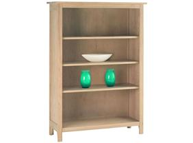 Corndell - Nimbus Range - 3 Shelf Bookcase