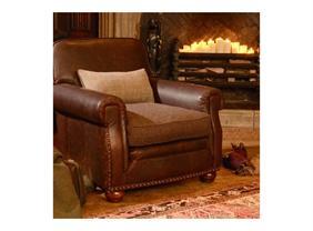 Tetrad - Harris Tweed - Stornoway Armchair