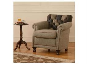 Tetrad - Harris Tweed - Barra Armchair
