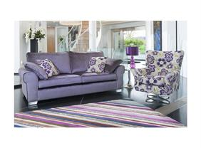Alstons - Camden Grand Sofa And Swivel Chair
