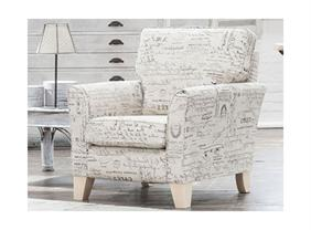 Alstons - Gallery Accent Chair