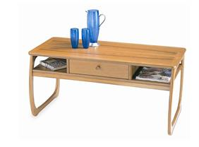 Nathan - Classic Teak - Burlington Coffee Table