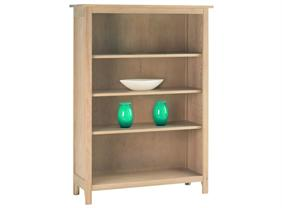 Corndell - Nimbus - 3 Shelf Bookcase