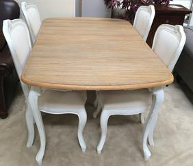 Baker Bedford - Simply Chic - Dining Set