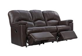 G Plan - Chloe Three Seater Recliner Sofa