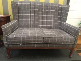 Wood Bros - Blakeney - Compact Sofa