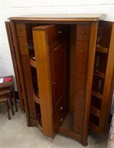 MSS - Nancelle - Large Bar Cabinet