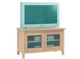 Nimbus - Glazed TV cabinet
