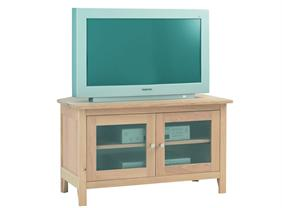 Nimbus - Glazed TV cabinet