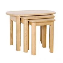 Gola- Bergen Oak- Nest of Tables