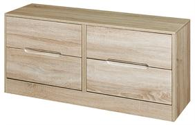 Monaco Collection- 4 Drawer Bed Box