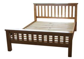 Cotswold Collection- Double Bedframe