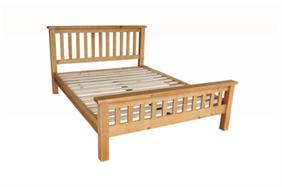 Cotswold Collection- Kingsize Bedframe